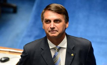 Bolsonaro participa de evento no Atlantic City dia 05 de abril