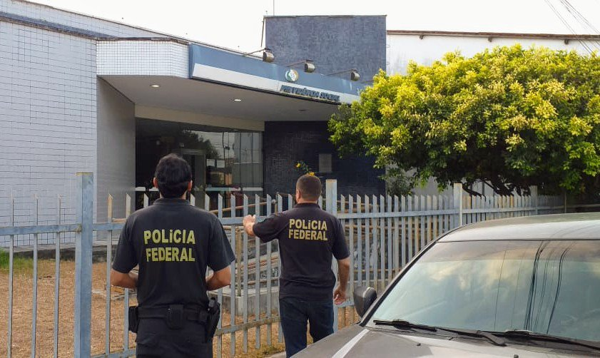 PF investiga crimes de fraude do INSS