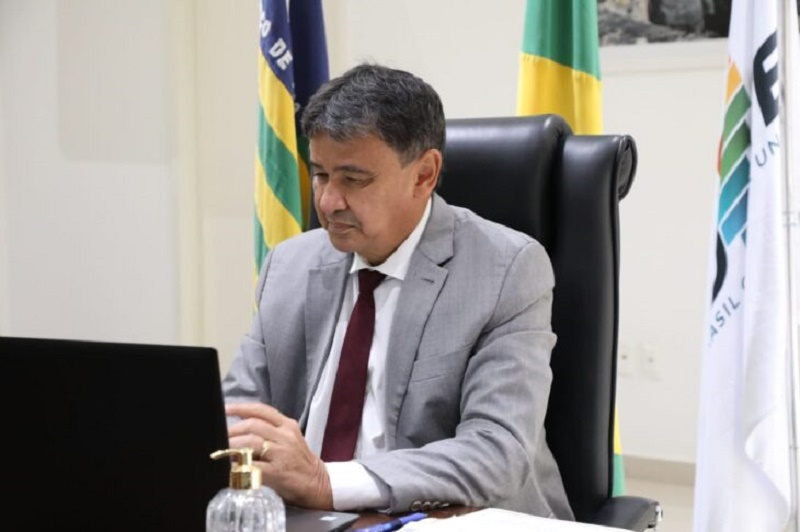 Governador Wellington Dias.